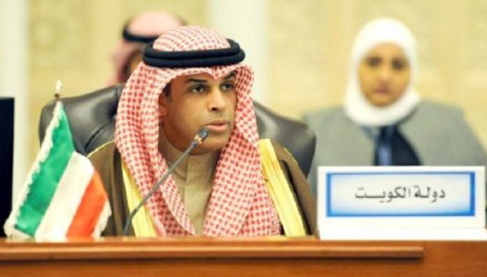 Kuwaiti Oil Minister Khaled al-Fadil