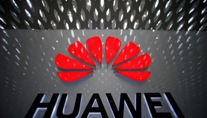 Chinese tech giant Huawei logo
