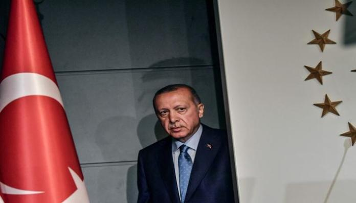Erdogan continues to collect money from the Turks