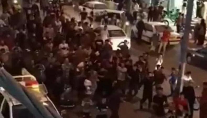 تداوم گسترش اعتراضات مردم خوزستان به دلیل بیآبی