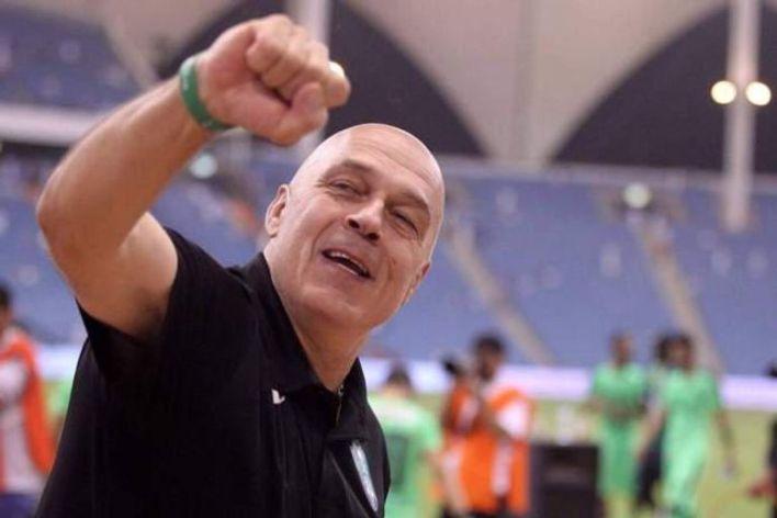 كريستيان جروس مدرب الأهلي السعودي والزمالك الأسبق