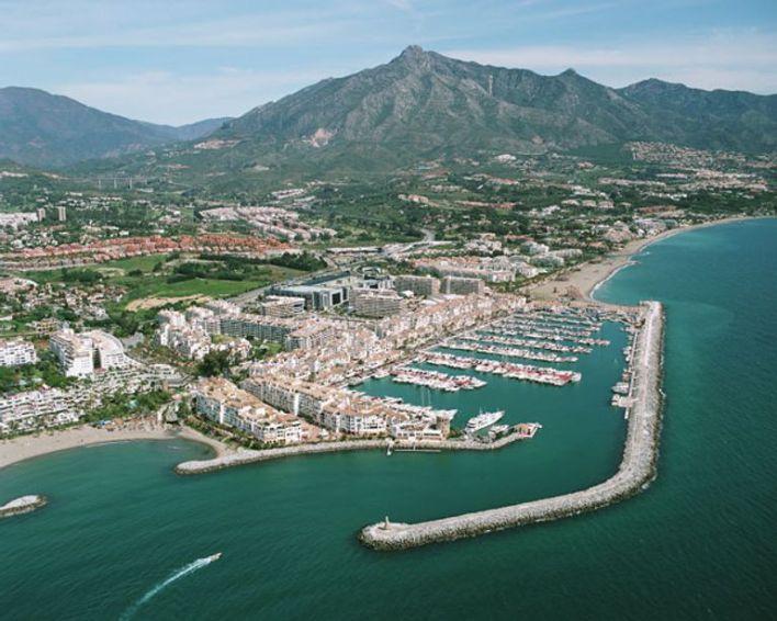 ميناء بويرتو بانوس خوسيه