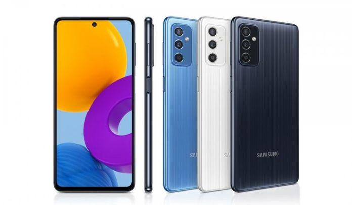 Samsung Galaxy M52 Colors