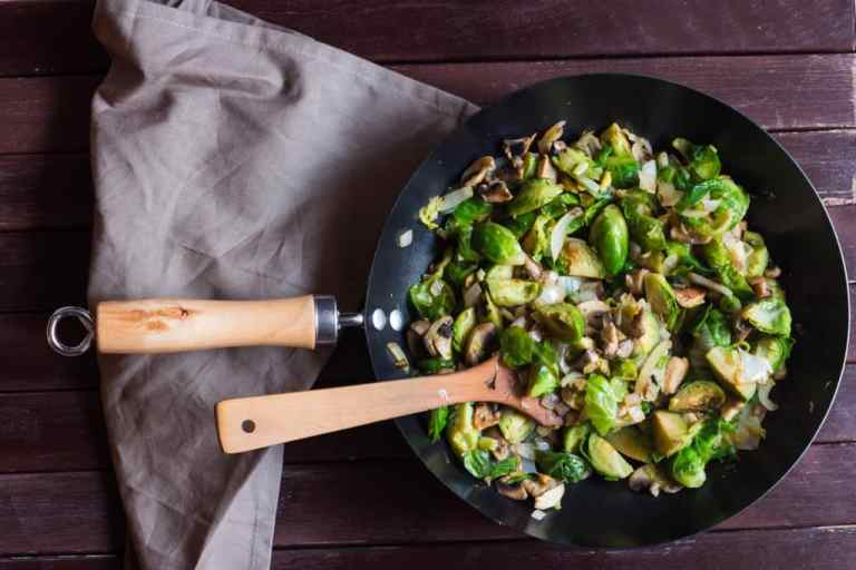 brussels sprouts - potassium
