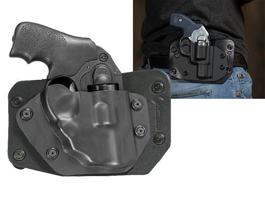 Ruger Lcr 38 Spl Revolver With Lasermax Laser Owb Holster