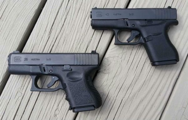Glock 26 vs Glock 43: Which Of The Baby Glocks To Get ...