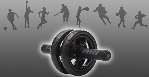 Aliexpress, Гимнастический ролик (двойной) — пополнение домашнего спортзала