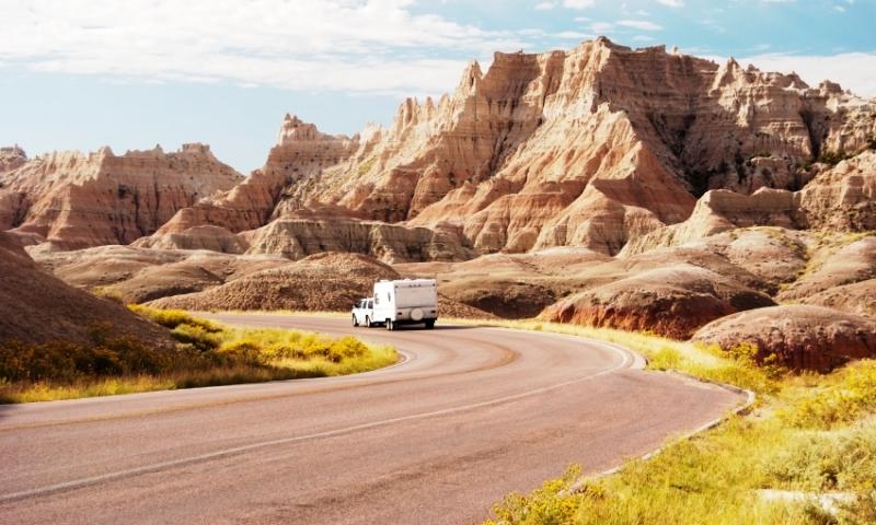 Badlands Loop Road AllTrips