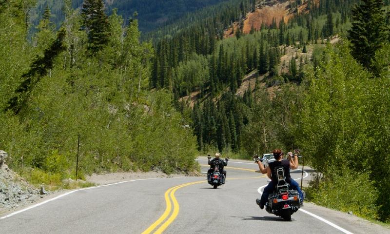 Estes Park Colorado Motorcycle Al