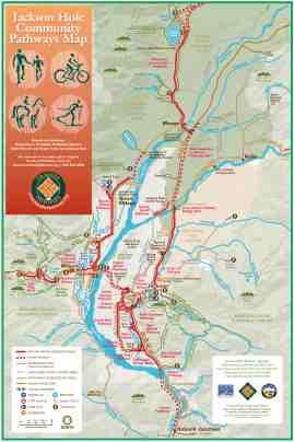 Jackson Hole Wyoming Maps Alltrips