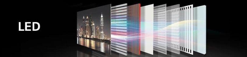 Princip fungování LED televize