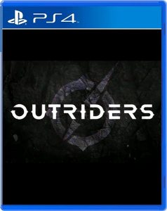 outriders ps4 console game alzashop com
