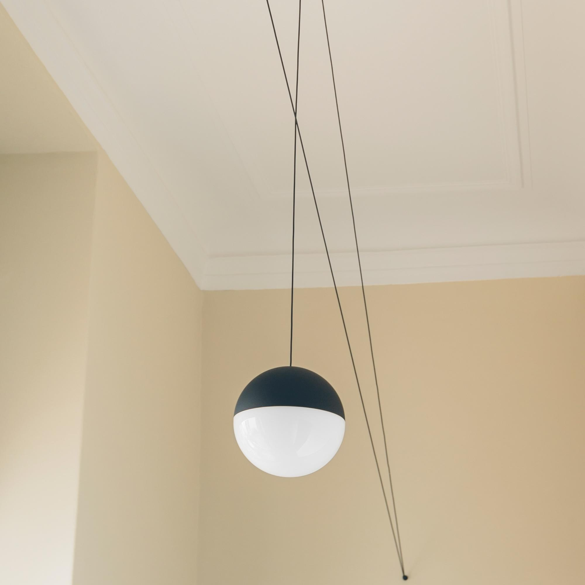 string lights led suspension lamp spherical
