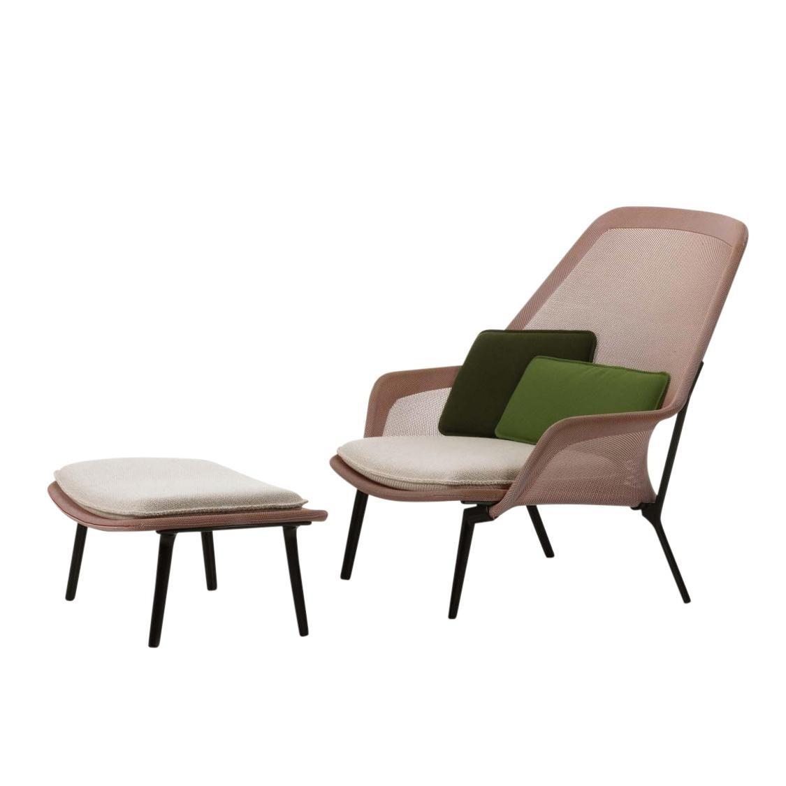 slow chair lounge chair ottoman