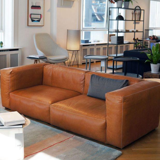 2 5 seater leather sofa. Black Bedroom Furniture Sets. Home Design Ideas