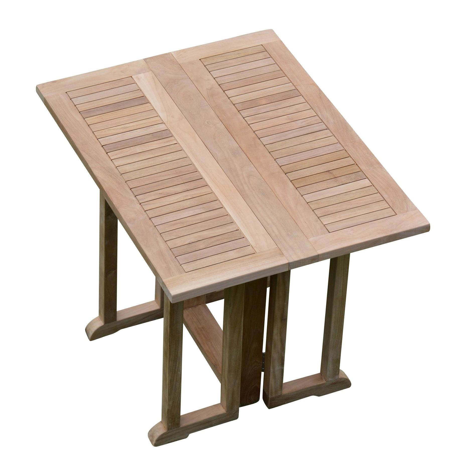table pliante table de balcon city