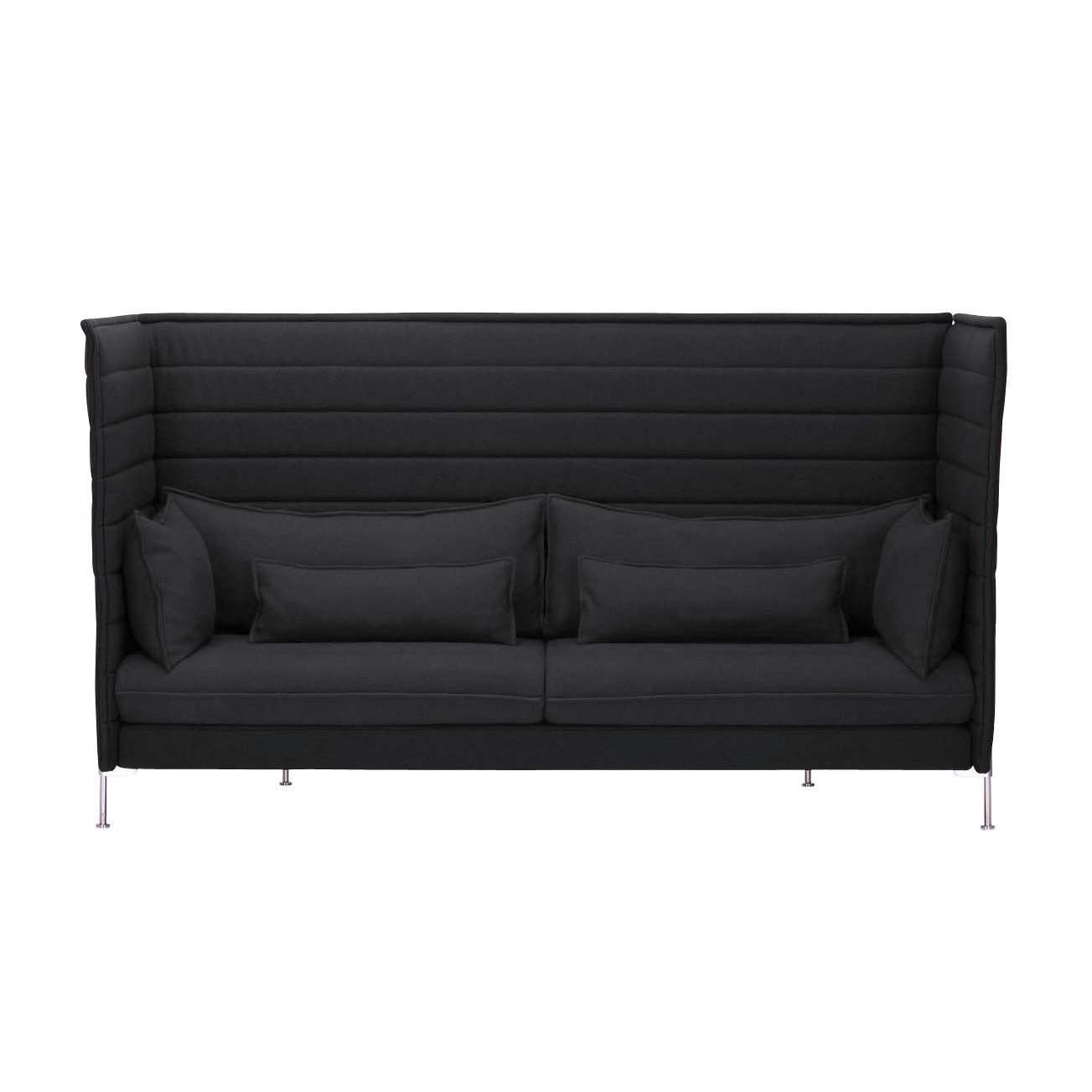 alcove highback 3 seater sofa