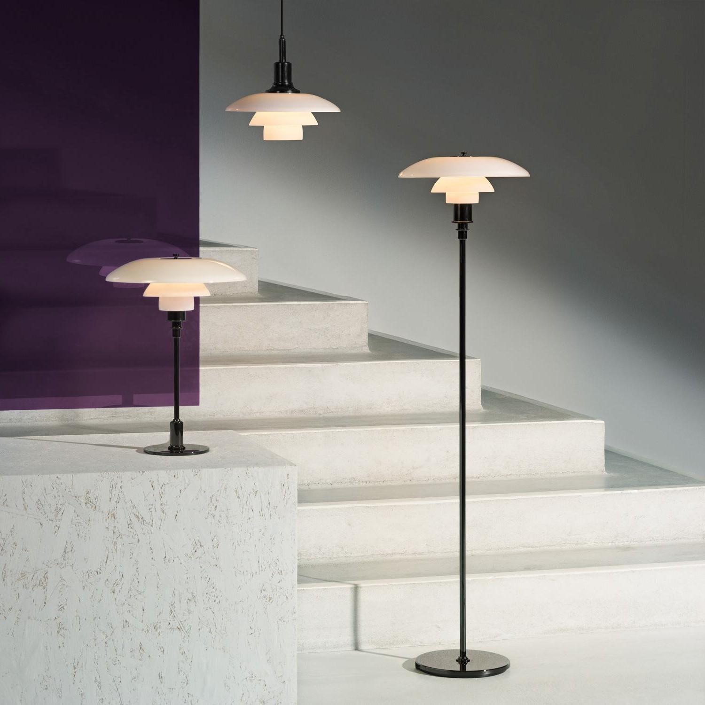 ph 3 1 2 3 glass suspension lamp