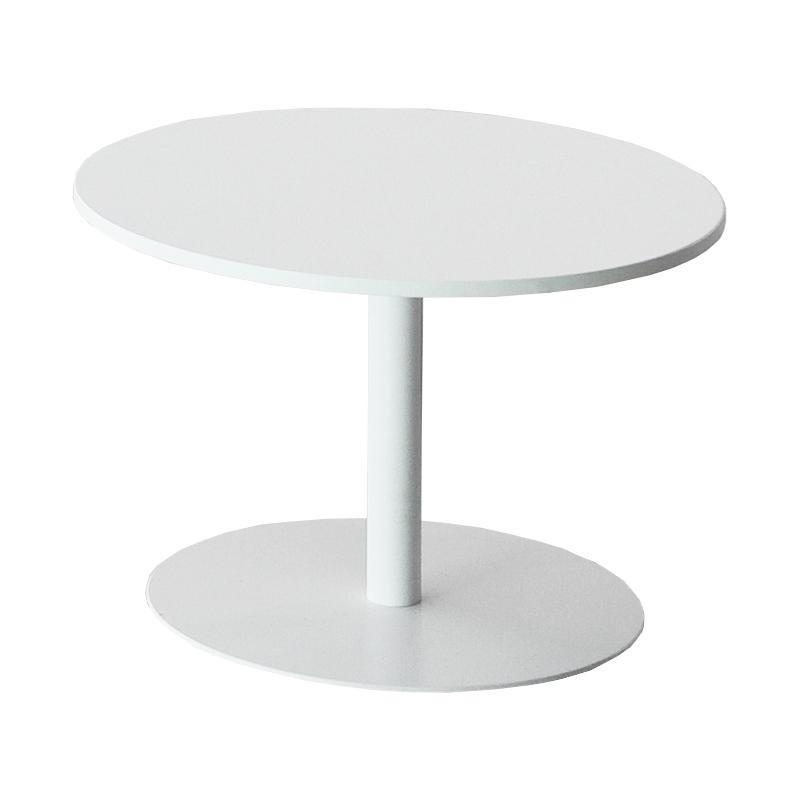 brio fix side table frame white h 40cm