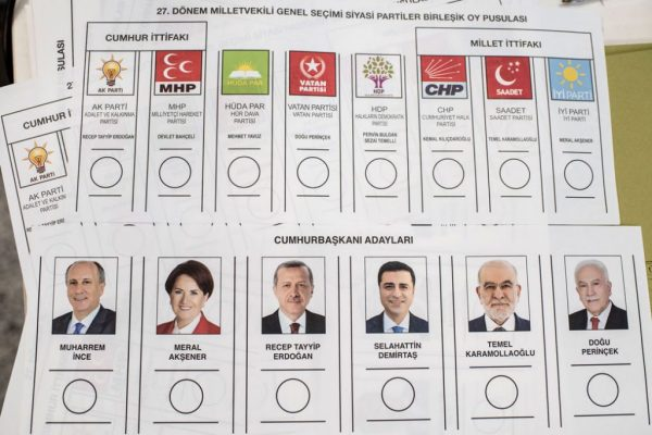 Erdoğan Not Assured of First-Round Victory - Center for ...