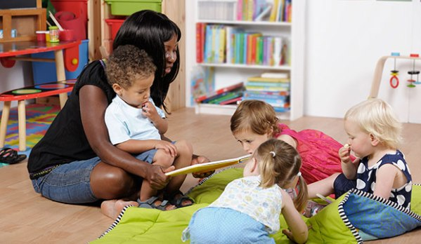 A New Vision for Child Care in the United States - Center ...