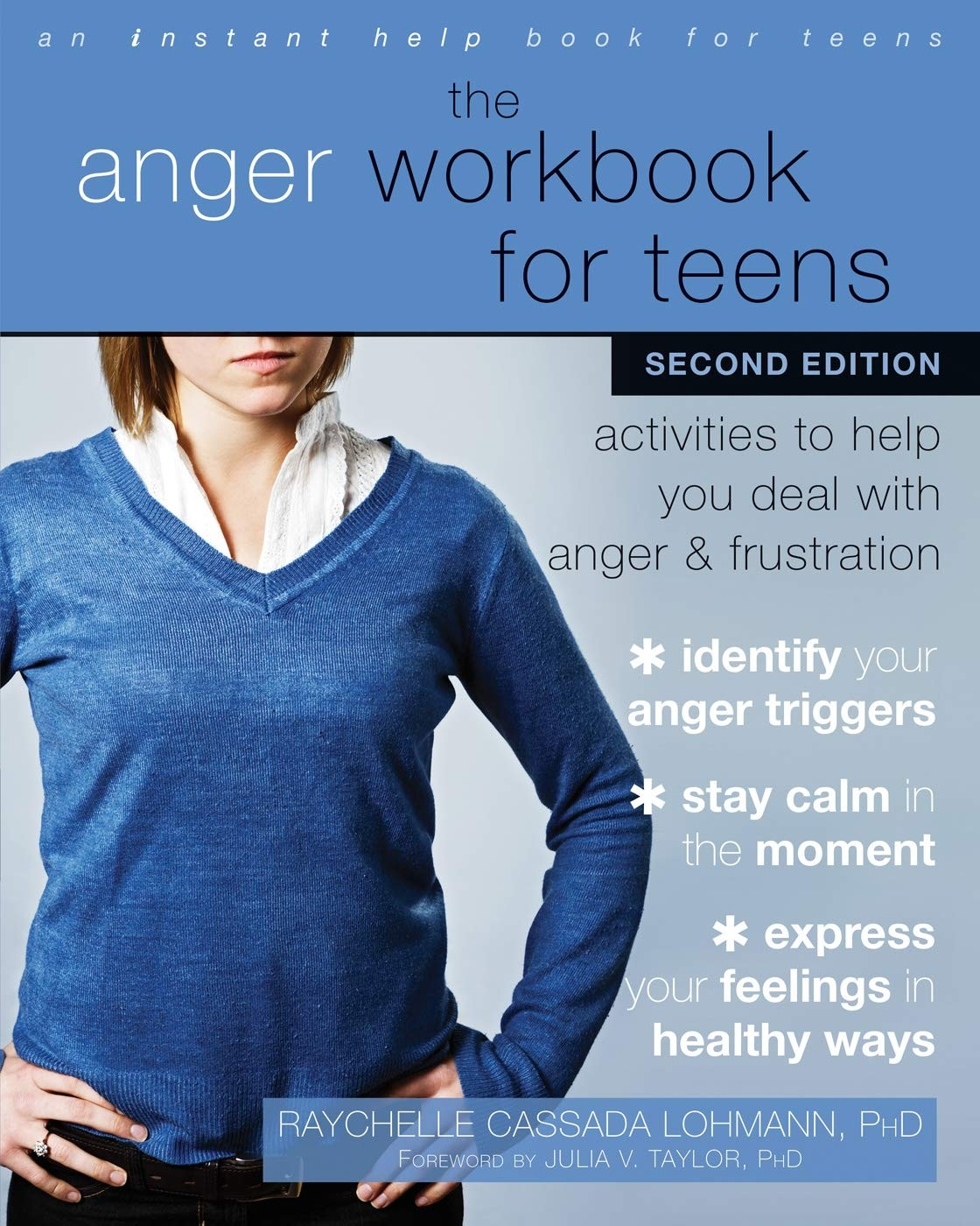 The Anger Workbook For Teens Activities To Help You Deal