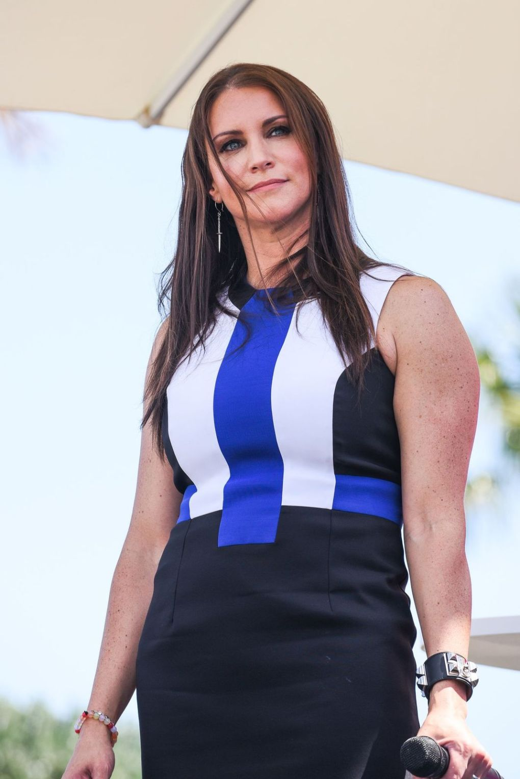 Stephanie McMahon at the Cannes Lions on June 23, 2016, in France    Photo credit: Antoine Antoniol / Getty Images