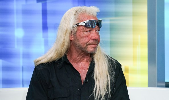 Duane Chapman at FOX Studios on August 28, 2019 in New York City. | Photo: Getty Images