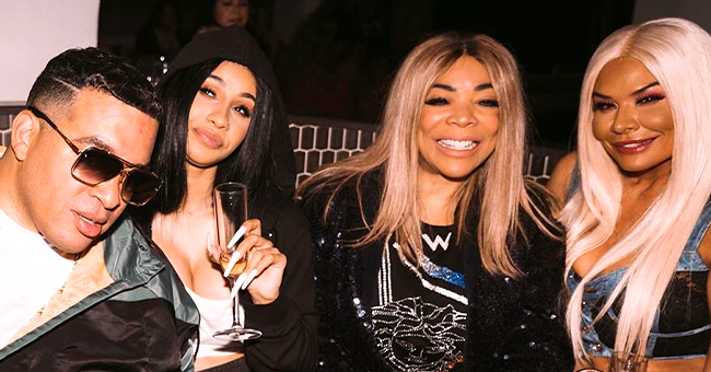 Wendy Williams and Cardi B Spotted Hanging out Together at NYC Party