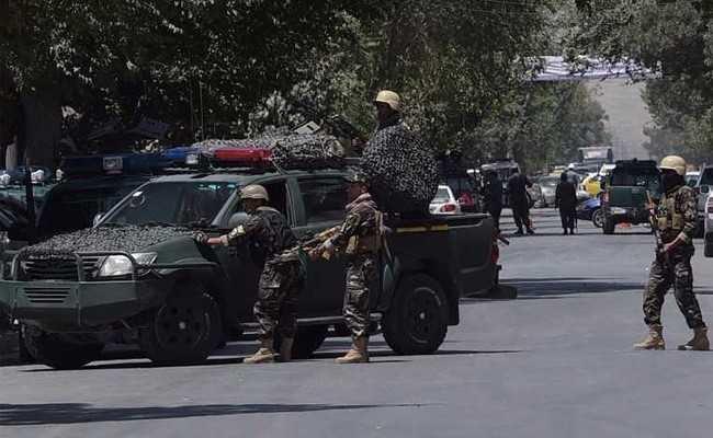 Blasts, Gunfire Near Iraqi Embassy Rock Afghan Capital