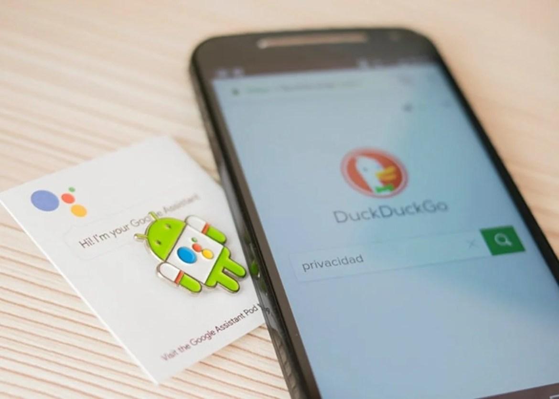 DuckDuckGo Android 4