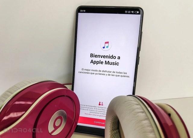 Apple Music pocophone