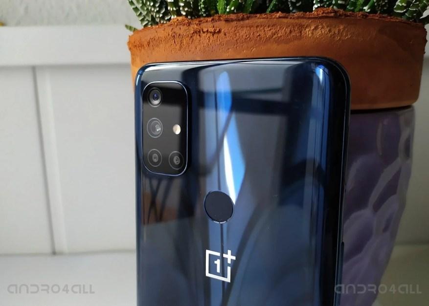 OnePlus Nord N10 5G Kameras