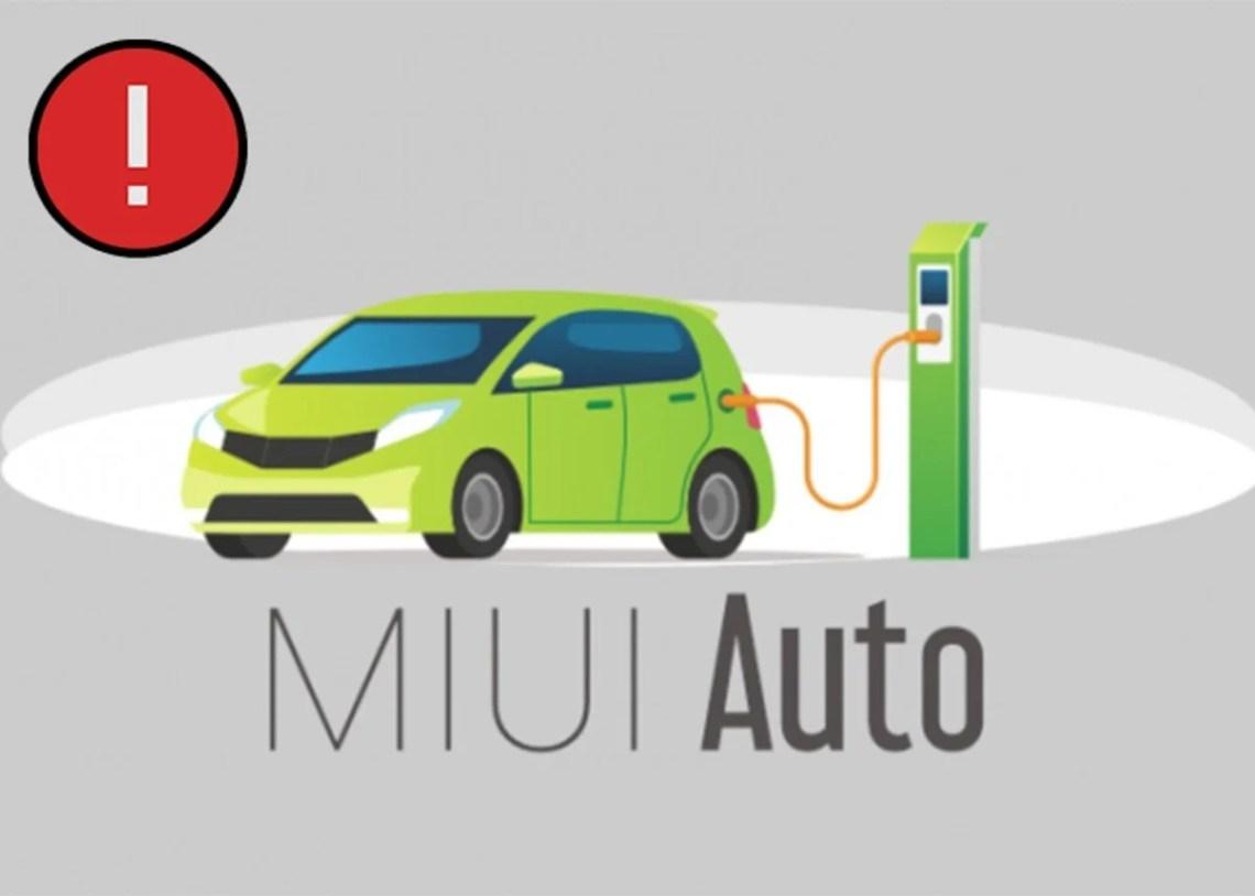 Como solucionar los problemas de Android Auto en MIUI