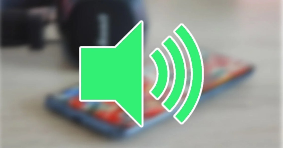 Aumentar volumen del sonido del móvil
