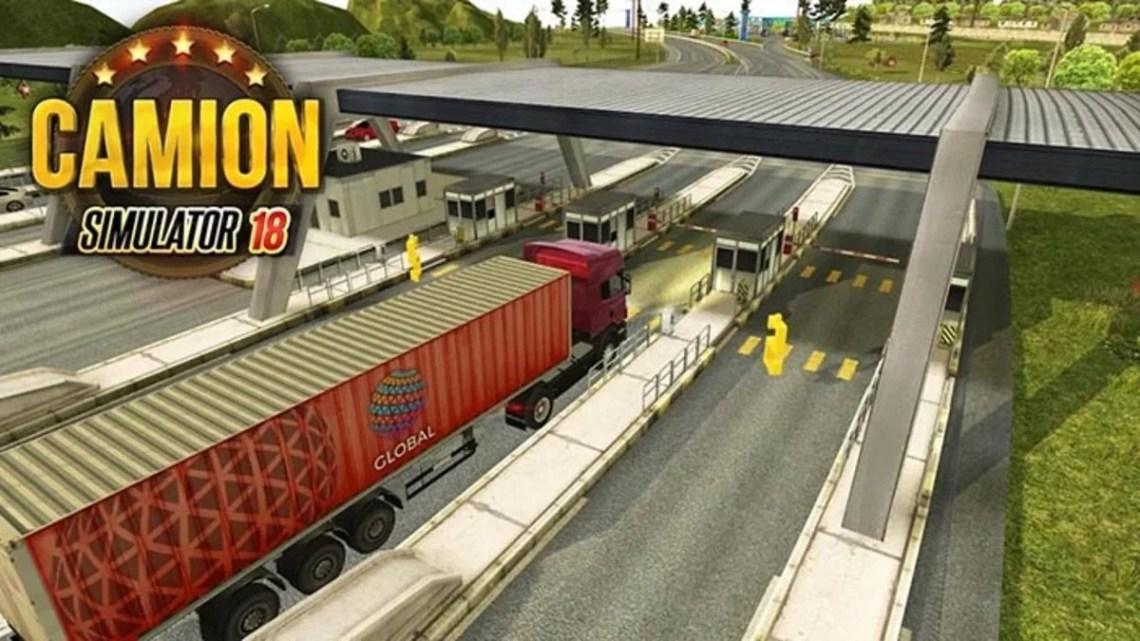 camion simulador