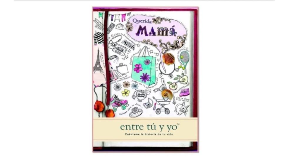 Libro querida mamá