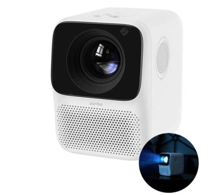 Wanbo T2 Max presentation projector