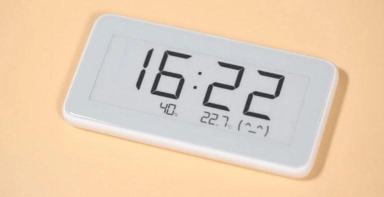 Reloj de mesa Xiaomi Mijia