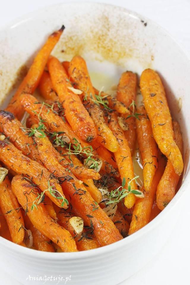 Жареная морковь, 4 шт.