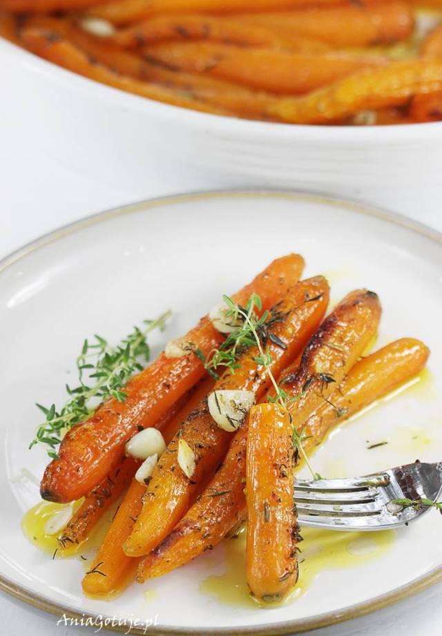 Жареная морковь, 5 шт.