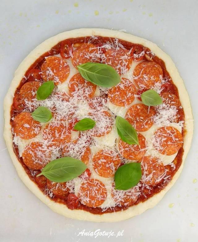Пицца без дрожжей, 8