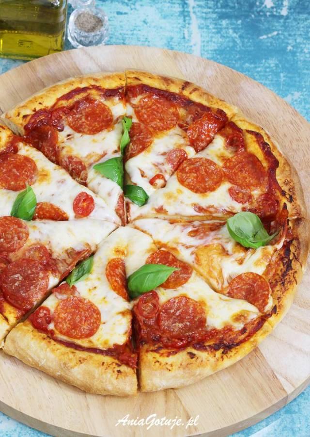 Пицца без дрожжей, 9