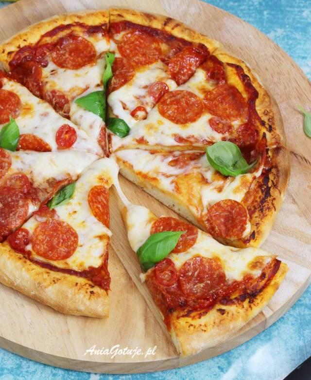 Пицца без дрожжей, 10