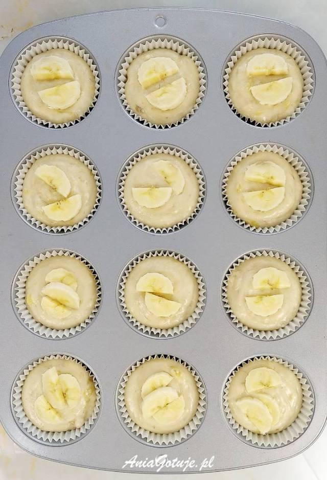 Банановые маффины, 9