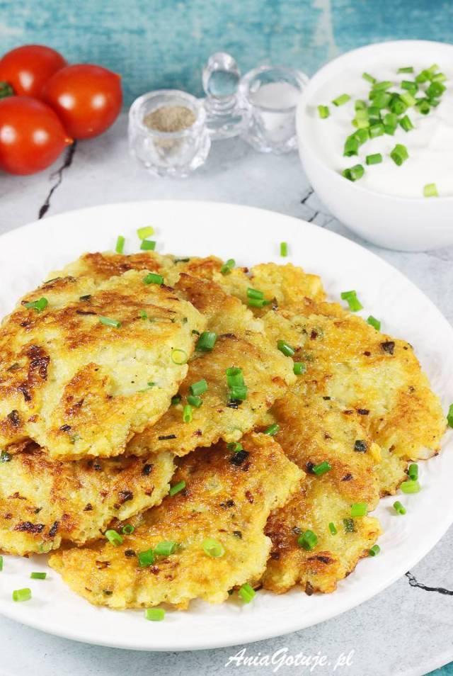 Картофельные оладьи, 1 шт.