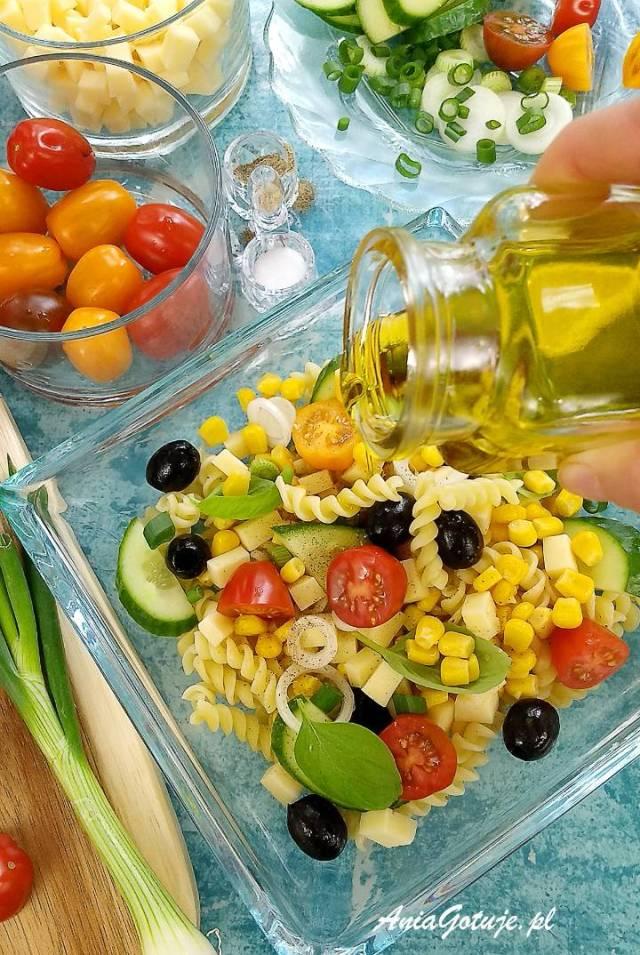 Паста салат, 8