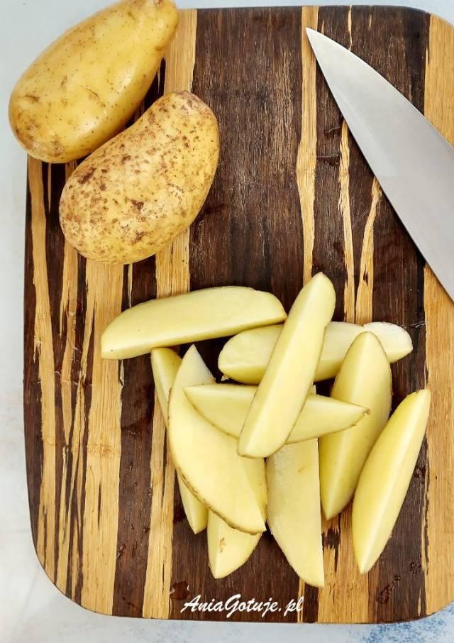Бельгийский картофель фри, 2 шт.