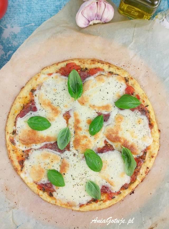 Пицца с цветной капустой, 7