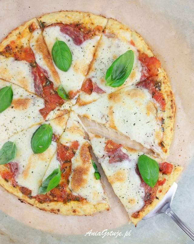 Пицца с цветной капустой, 8
